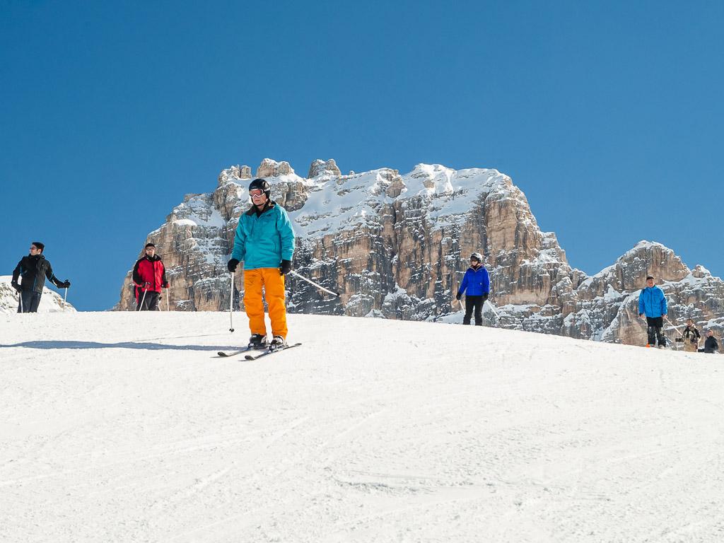 The Great war Ski Tour - Dolomiti Superski